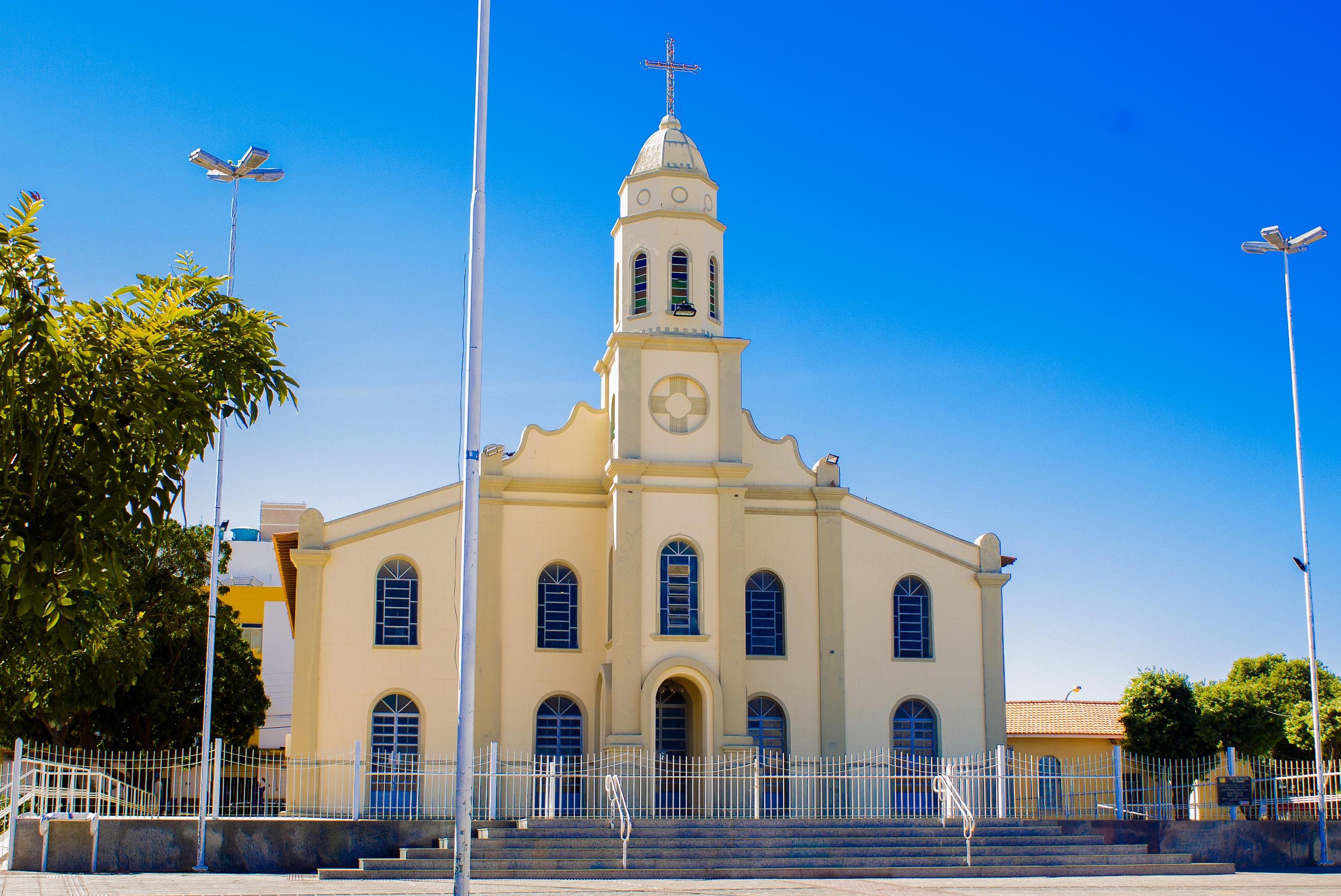 Igreja Matriz de Santo Antônio. Foto: Maísa Pimentel