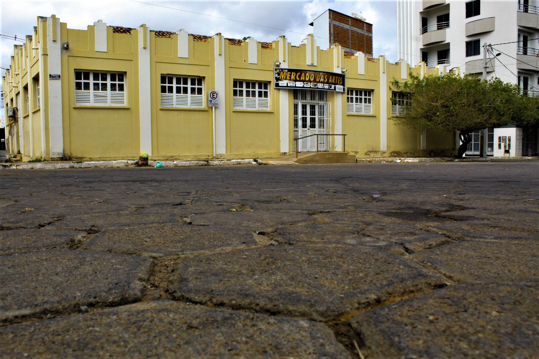 Mercados das Artes. Foto: Edyanne Teixeira