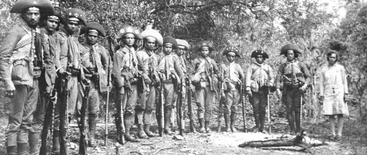 Bando de Lampião, 1936. Foto: Acervo IMS