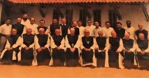 Monges cistercienses. Foto: Paulo Oliveira