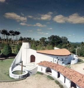 Igreja da Divina Pastora. Divulgação