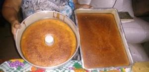 Bolos do café da manhã em anos anteriores. Foto: Nity Menezes da Cruz