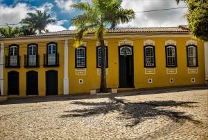 Casa de Anísio Teixeira. Foto: Edyanne Teixeira