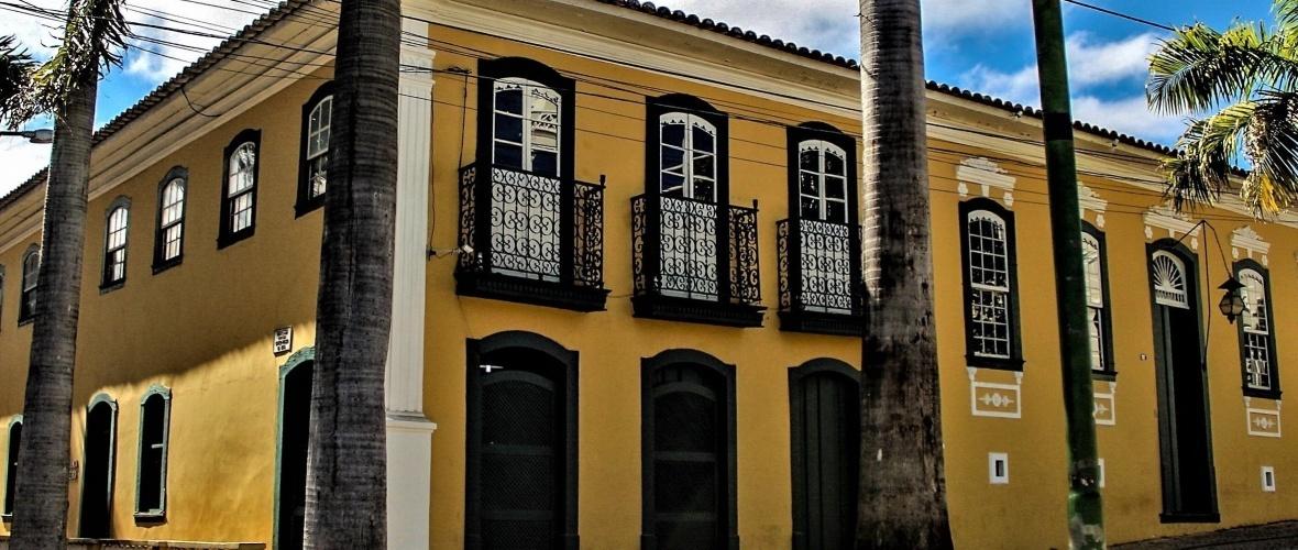 Casa Anísio Teixeira. Foto: Vítor Guimarães