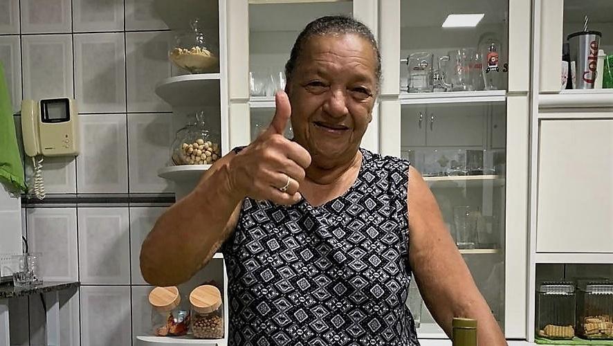 O aniversário de 80 anos de Isabel. Foto: Hilza Cordeiro