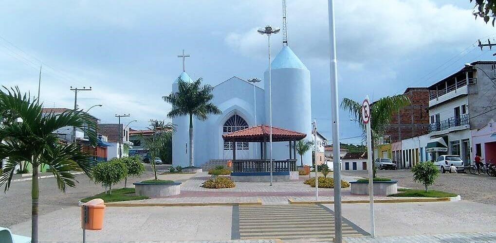 Centro de Maetinga (BA). Divulgação