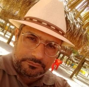 Professor Antônio Zilmar da Silva. Reprodução do Instagram