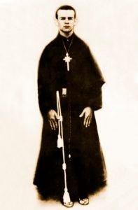 Beato Franciscano. Reprodução