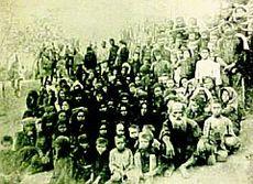 Sobreviventes de Caldeirão. Reprodução