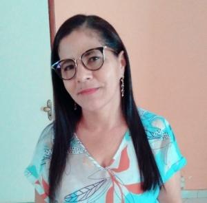 A professora Maria Francisca teme que os moradores sofram de novo. Foto: Arquivo pessoal