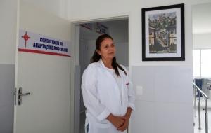 Liege Nogueira, coordenadora do setor de saúde da Fundação Terra e do Mens Sana. Foto: Severino Silva