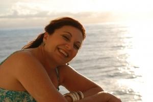 A catarinense Sara Nacif se apaixonou pelo sertão. Foto: Arquivo pessoal