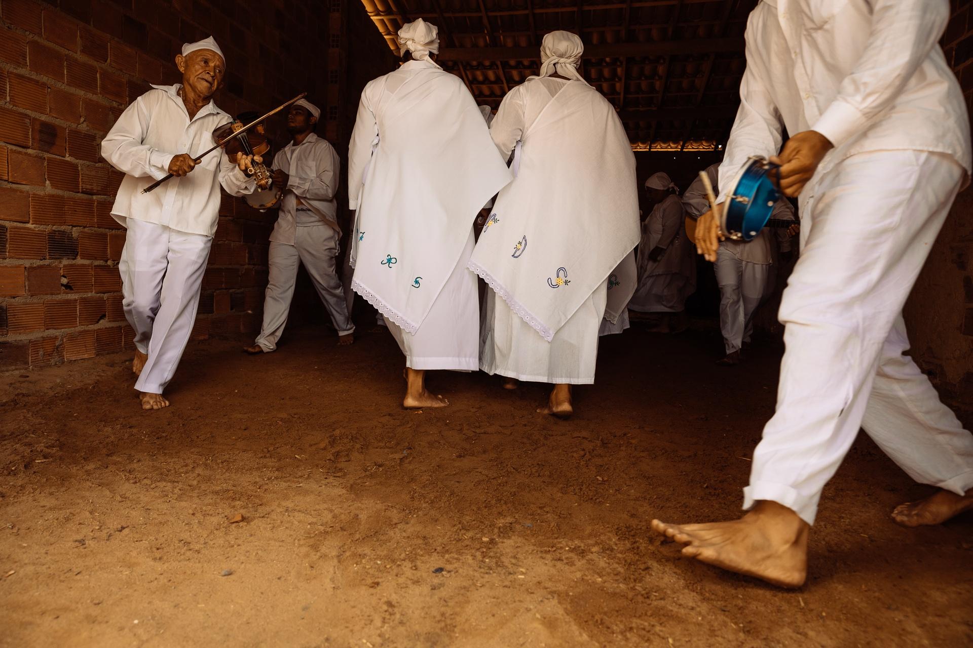 Os paasos da dança. Foto: Sara Nacif