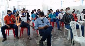 Audiência presencial da Codevasf. Foto: Mauro Jakes/CPT