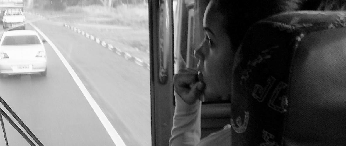 Poltrona 45. A primeira viagem para Canudos. Foto: Paulo Oliveira