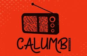 Logotipo do Podcast Calumbi, de Senhor do Bonfim. Reprodução