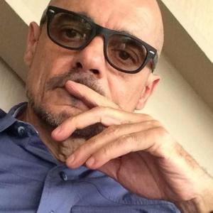 Bertrand Duarte, ator bonfinense. Reprodução do Facebook