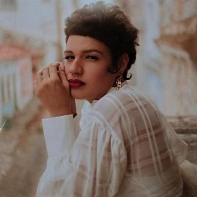 """""""Cisco no Olho"""", álbum de Ana Barroso. Divulgação"""
