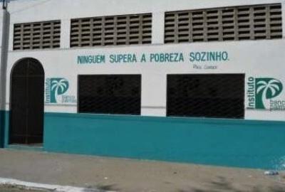 Sede do Banco Palmas. Reprodução
