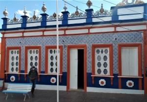 Antiga secretaria de Educação funcionava no ex-casarão do 'coronel' Jesuíno Sá. Foto: Flávio Passos